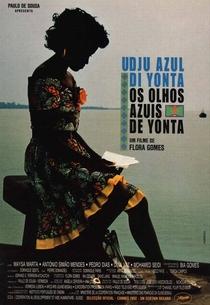 Os Olhos Azuis de Yonta - Poster / Capa / Cartaz - Oficial 1