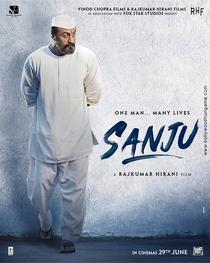 Sanju - Poster / Capa / Cartaz - Oficial 11