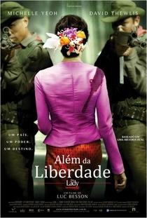Além da Liberdade - Poster / Capa / Cartaz - Oficial 3