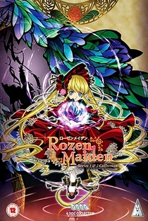 Rozen Maiden (1ª Temporada) - Poster / Capa / Cartaz - Oficial 10