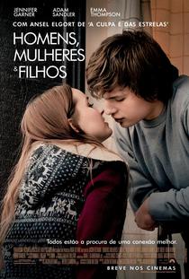 Homens, Mulheres & Filhos - Poster / Capa / Cartaz - Oficial 4