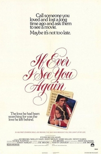 If Ever I See You Again - Poster / Capa / Cartaz - Oficial 1