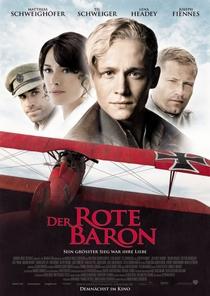 O Barão Vermelho - Poster / Capa / Cartaz - Oficial 1