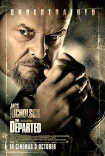 Os Infiltrados - Poster / Capa / Cartaz - Oficial 3
