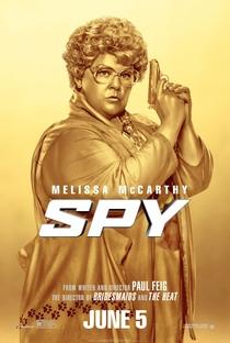 A Espiã Que Sabia de Menos - Poster / Capa / Cartaz - Oficial 1