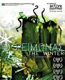 O inverno - Poster / Capa / Cartaz - Oficial 1