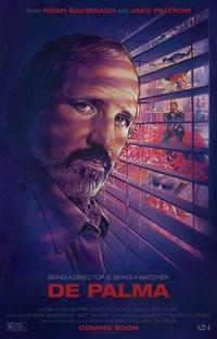 De Palma - Poster / Capa / Cartaz - Oficial 1