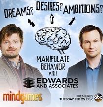 Mind Games (1ª Temporada) - Poster / Capa / Cartaz - Oficial 2