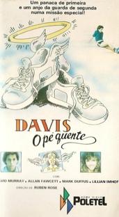 Davis - O Pé Quente - Poster / Capa / Cartaz - Oficial 2
