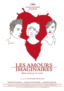 Amores Imaginários - Poster / Capa / Cartaz - Oficial 5
