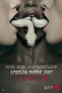 American Horror Story: Coven (3ª Temporada) - Poster / Capa / Cartaz - Oficial 1