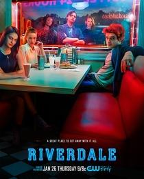Riverdale (1ª Temporada) - Poster / Capa / Cartaz - Oficial 2