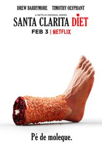 Santa Clarita Diet (1ª Temporada) - Poster / Capa / Cartaz - Oficial 15