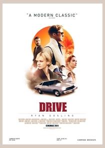 Drive - Poster / Capa / Cartaz - Oficial 16