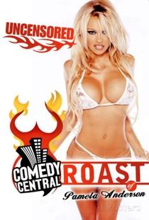 Roast of Pamela Anderson - Poster / Capa / Cartaz - Oficial 1