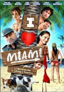 I Love Miami (Dios o demonio) - Poster / Capa / Cartaz - Oficial 1