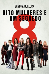 Oito Mulheres e um Segredo - Poster / Capa / Cartaz - Oficial 7