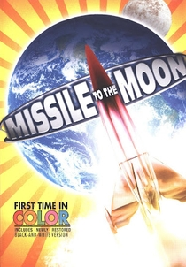 Missile to the Moon - Poster / Capa / Cartaz - Oficial 2