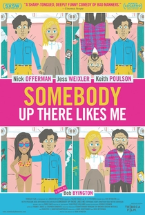 Somebody Up There Likes Me - Poster / Capa / Cartaz - Oficial 1