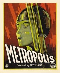 Metrópolis - Poster / Capa / Cartaz - Oficial 4