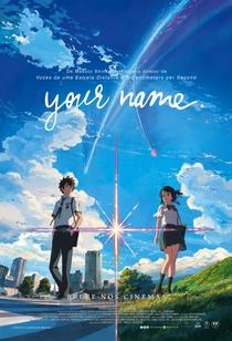 Your Name. - Poster / Capa / Cartaz - Oficial 2
