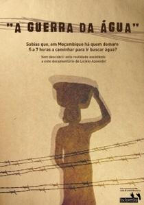 A Guerra da Água - Poster / Capa / Cartaz - Oficial 1