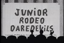 Junior Rodeo Daredevils - Poster / Capa / Cartaz - Oficial 1