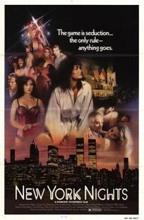 Noites de Nova York - Poster / Capa / Cartaz - Oficial 1