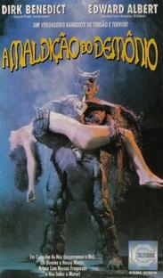 A Maldição do Demônio - Poster / Capa / Cartaz - Oficial 2
