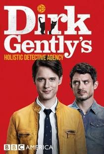 Dirk Gently's Holistic Detective Agency (1ª Temporada) - Poster / Capa / Cartaz - Oficial 1