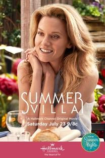 Summer Villa - Poster / Capa / Cartaz - Oficial 1