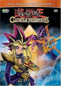 Yu-Gi-Oh! Capsule Monsters - Poster / Capa / Cartaz - Oficial 1