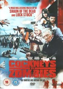 Cockneys vs. Zombies - Poster / Capa / Cartaz - Oficial 2