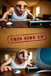 This Side Up - Poster / Capa / Cartaz - Oficial 1