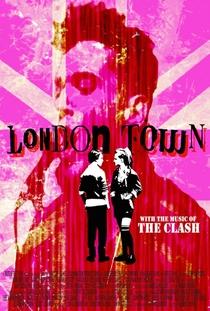 London Town - Poster / Capa / Cartaz - Oficial 2