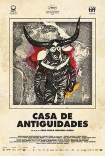 Casa de Antiguidades - Poster / Capa / Cartaz - Oficial 1