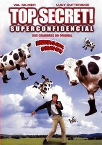 Top Secret! Super Confidencial  - Poster / Capa / Cartaz - Oficial 8