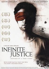 Justiça Infinita - Poster / Capa / Cartaz - Oficial 2