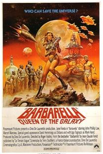 Barbarella - Poster / Capa / Cartaz - Oficial 2