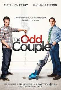 The Odd Couple (1° Temporada) - Poster / Capa / Cartaz - Oficial 1