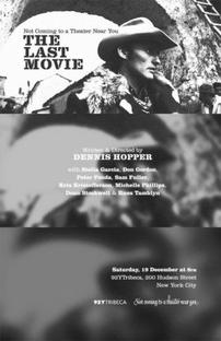 O Último Filme - Poster / Capa / Cartaz - Oficial 1
