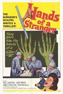 Mãos Criminosas - Poster / Capa / Cartaz - Oficial 2