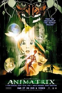Animatrix - Poster / Capa / Cartaz - Oficial 1