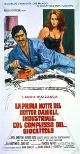 A Primeira Noite do Dr. Daniel - Poster / Capa / Cartaz - Oficial 1
