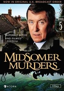 Midsomer Murders (5ª Temporada) - Poster / Capa / Cartaz - Oficial 1