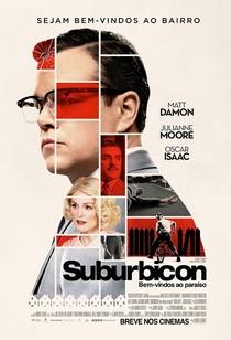 Suburbicon: Bem-Vindos ao Paraíso - Poster / Capa / Cartaz - Oficial 1