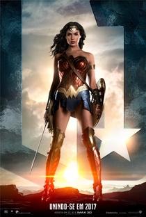 Liga da Justiça - Poster / Capa / Cartaz - Oficial 11