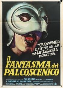 O Fantasma do Paraíso - Poster / Capa / Cartaz - Oficial 8