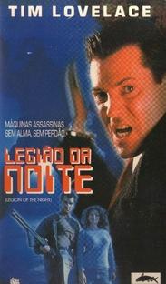 Legião da Noite - Poster / Capa / Cartaz - Oficial 1