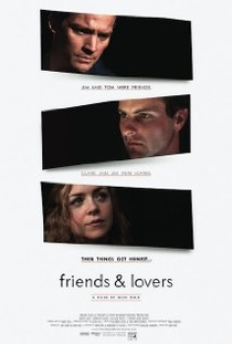 Friends and Lovers - Poster / Capa / Cartaz - Oficial 1